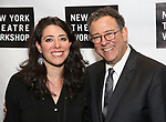Rachel Chavkin and Michael Greif attends New York Theatre Workshop's 2017 Spring Gala at the Edison Ballroom on May 15, 2017 in New York City.