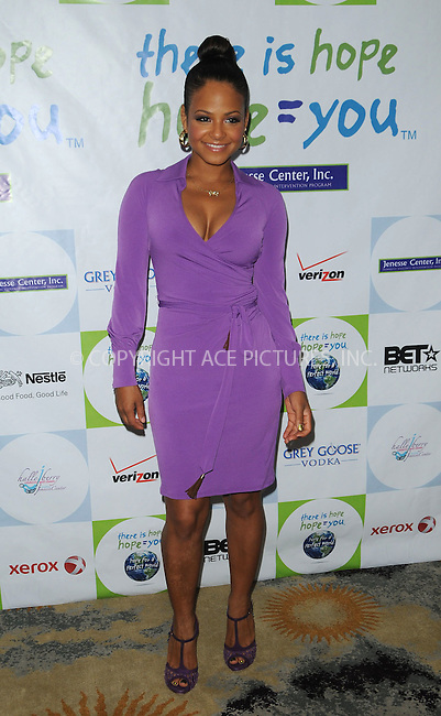 WWW.ACEPIXS.COM . . . . . ....April 17 2011, Los Angeles....Recording artist Christina Milian arriving at the 2011 Jenesse Silver Rose Auction and Gala at the Beverly Hills Hotel on April 17, 2011 in Beverly Hills, CA....Please byline: PETER WEST - ACEPIXS.COM....Ace Pictures, Inc:  ..(212) 243-8787 or (646) 679 0430..e-mail: picturedesk@acepixs.com..web: http://www.acepixs.com
