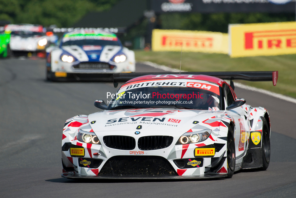 Headline:Lee Mowle (GBR) / Joe Osborne (GBR) #7 AmDTuning.com BMW Z4 GT3 BMW 4.4L V8