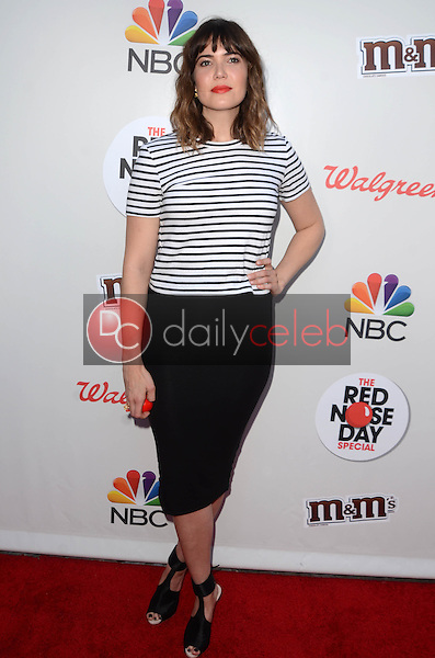 Mandy Moore<br /> at the Red Nose Day 2016 Special, Universal Studios, Universal City, CA 05-26-16<br /> David Edwards/DailyCeleb.Com 818-249-4998