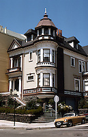 San Francisco: Corner House.  Photo '76.