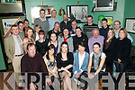 Farewell Party: Deidre Lyons (seated centr) Derry, Listowel, before departing for Australia, had a farewell party with her family & friends at The Kingdom Bar in Listowel on Friday night last.