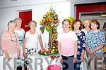 Enjoying the flower show at Feile na mBlath on Saturday were Vera O Connor, Phil Daly, Eileen Phelan, Kathleen Reidy, Kathleen Ambrose, Sheila Sugrue, Kay O'Halloran