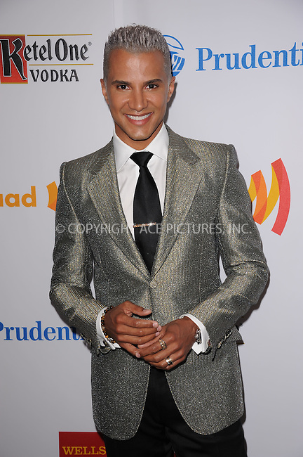 WWW.ACEPIXS.COM . . . . . .March 24, 2012...New York City....Jay Manuel attends the 23rd Annual GLAAD Media Awards at.The Marriot Marquis Hotel on March 24, 2012  in New York City ....Please byline: KRISTIN CALLAHAN - ACEPIXS.COM.. . . . . . ..Ace Pictures, Inc: ..tel: (212) 243 8787 or (646) 769 0430..e-mail: info@acepixs.com..web: http://www.acepixs.com .