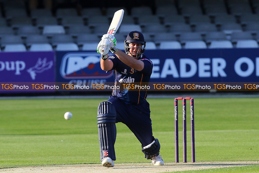 Jesse Ryder hits four runs for the Essex Eagles - Essex Eagles vs Essex Premier Leagues XI - T20 Cricket Friendly Match at the Essex County Ground, Chelmsford, Essex - 13/05/15 - MANDATORY CREDIT: Gavin Ellis/TGSPHOTO - Self billing applies where appropriate - contact@tgsphoto.co.uk - NO UNPAID USE