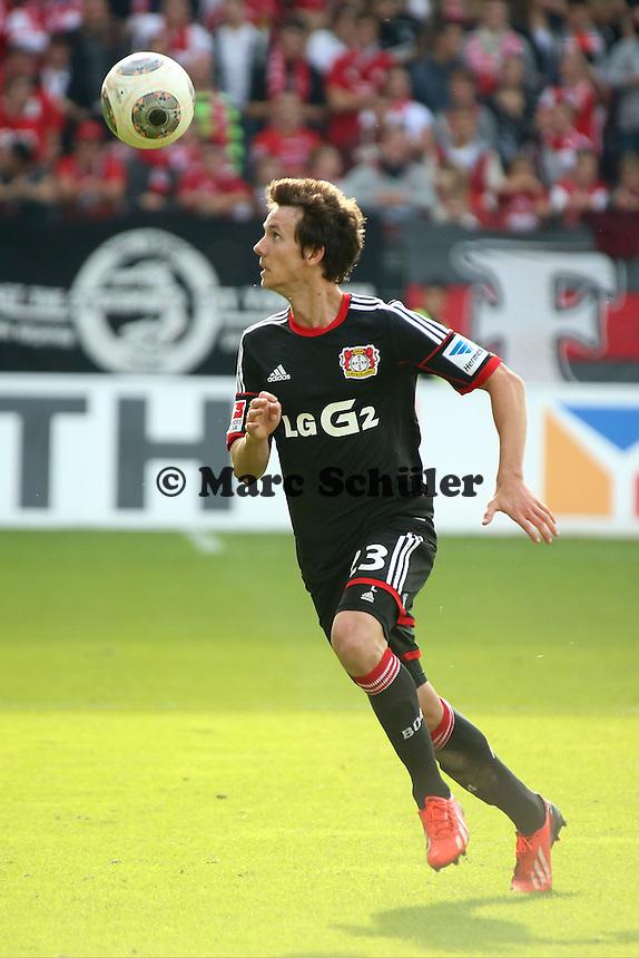 Robbie Kruse (Bayer) - 1. FSV Mainz 05 vs. Bayer 04 Leverkusen, Coface Arena, 6. Spieltag