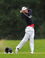 Scott Fernandez (ESP) on the 16th tee during Round 4 of the Bridgestone Challenge 2017 at the Luton Hoo Hotel Golf &amp; Spa, Luton, Bedfordshire, England. 10/09/2017<br /> Picture: Golffile | Thos Caffrey<br /> <br /> <br /> All photo usage must carry mandatory copyright credit     (&copy; Golffile | Thos Caffrey)