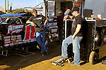 Feb 03, 2010; 4:22:24 PM; Gibsonton, FL., USA; The Lucas Oil Dirt Late Model Racing Series running The 34th Annual Dart WinterNationals at East Bay Raceway Park.  Mandatory Credit: (thesportswire.net)