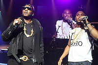 NEW YORK, NY - DECEMBER 5....Trey Songz & Young Jeezy perform at the Chapter 5 Tour at The Theater at Madison Square Garden December 5, 2012 in New York City. ....© Walik Goshorn / Retna Ltd. / Mediapunchinc