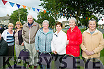 l-r  Kathleen Walsh, Eileen Moriarty, Richard O'Brien, Marian O'Brien, Anita Costello, Helen Smith and Kathleen McEvoy. at the annual Mass in Connolly Park, Tralee on Friday
