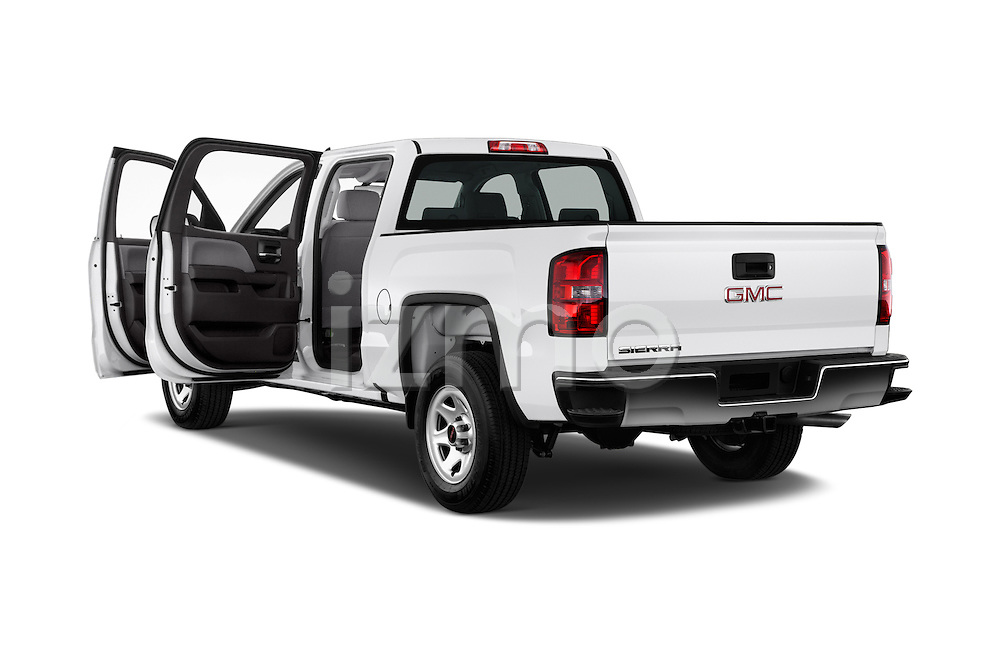Car images of 2018 GMC Sierra 1500 2WD Crew Cab Short Box 4 Door Pick-up Doors