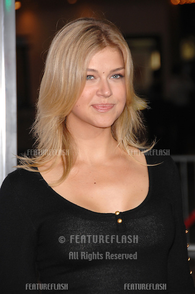 "ADRIANNE PALICKI at the Los Angeles premiere of ""Stranger than Fiction""..October 30, 2006  Los Angeles, CA.Picture: Paul Smith / Featureflash"