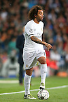 Real Madrid's Marcelo Vieira during Champions League 2015/2016 Quarter-finals 2nd leg match. April 12,2016. (ALTERPHOTOS/Acero)