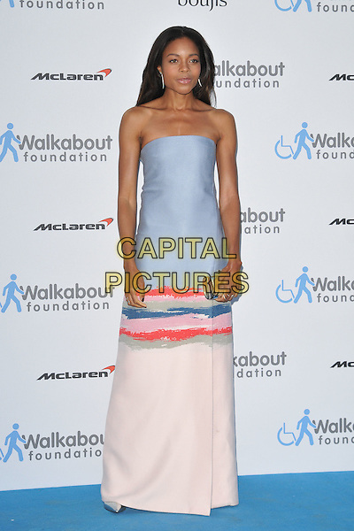 LONDON, ENGLAND - JUNE 27: Naomie Harris attends the Walkabout Foundation's Inaugural Gala, Natural History Museum, Cromwell Rd., on Saturday June 27, 2015 in London, England, UK. <br /> CAP/CAN<br /> &copy;Can Nguyen/Capital Pictures