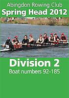 Abingdon Spring Head 2012-Div02