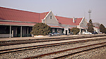 Tanggu (Tongku) Railway Station, Tianjin (Tientsin).