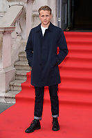 "Josh Dylan<br /> arriving for the premiere of ""The Wife"" at Somerset House, London<br /> <br /> ©Ash Knotek  D3418  09/08/2018"
