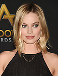 BEVERLY HILLS, CA - NOVEMBER 05: Actor Margot Robbie attends the 21st Annual Hollywood Film Awards at The Beverly Hilton Hotel on November 5, 2017 in Beverly Hills, California.