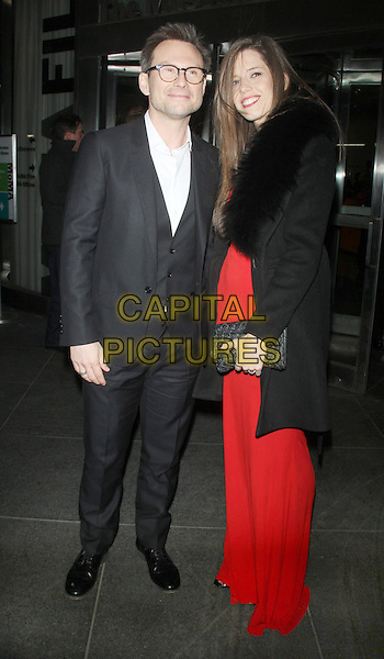 NEW YORK, NY - MARCH 13: Christian Slater, Brittany Lopez at the New York premiere of  Magnolia Pictures Nymphomaniac: Volume 1 at the MoMA in New York City on March 13, 2013.  <br /> CAP/MPI/RW<br /> &copy;RW/ MediaPunch/Capital Pictures