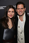 "Phillipa Soo and Steven Pasquale attends the Broadway Opening Night of  ""Kiss Me, Kate""  at Studio 54 on March 14, 2019 in New York City."