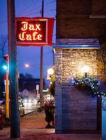 Merjent Holiday Party at Jax Cafe Minneapolis