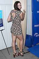 SANTA MONICA, CA, USA - MAY 16: Jaclyn Betham at the Nautica And LA Confidential's Oceana Beach House Party held at the Marion Davies Guest House on May 16, 2014 in Santa Monica, California, United States. (Photo by Xavier Collin/Celebrity Monitor)