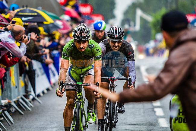 Peter Sagan, Tour de France, Stage 5: Ypres > Arenberg Porte du Hainaut, UCI WorldTour, 2.UWT, Wallers, France, 9th July 2014, Photo by Thomas van Bracht / Peloton Photos