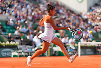 VERONICA CEPEDE ROYG (PAR)<br /> <br /> TENNIS - FRENCH OPEN - ROLAND GARROS - ATP - WTA - ITF - GRAND SLAM - CHAMPIONSHIPS - PARIS - FRANCE - 2017  <br /> <br /> <br /> <br /> &copy; TENNIS PHOTO NETWORK