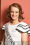 The 2010 Kerry entrants for the Rose of Tralee Grace Comerford (Denise's Hair Salon, Tralee)