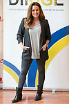 """Carmen Morales attends to the photocall of the presentation of conferences """"Series juveniles que marcaron una generacion"""" by Dirige Association in Madrid, Spain. March 27, 2017. (ALTERPHOTOS/BorjaB.Hojas)"""