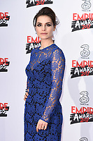 Charlotte Riley<br /> arriving for the Empire Film Awards 2017 at The Roundhouse, Camden, London.<br /> <br /> <br /> &copy;Ash Knotek  D3243  19/03/2017