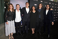 LOS ANGELES, CALIFORNIA - JUNE 05: Nancy Abraham, Roee Sharon, Mathew Schmid, Leila Conners, Harun Mehmedinovic, George DiCaprio, attends the LA Premiere of HBO's 'Ice On Fire' at LACMA on June 05, 2019 in Los Angeles, California. <br /> CAP/MPIFS<br /> ©MPIFS/Capital Pictures