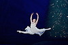 Nutcracker<br /> English National Ballet <br /> at The London Coliseum, London, Great Britain <br /> rehearsal <br /> 13th December 2016 <br /> Choreography by Wayne Eagling <br /> <br /> Alina Cojocaru as Clara <br /> <br /> <br /> Photograph by Elliott Franks <br /> Image licensed to Elliott Franks Photography Services