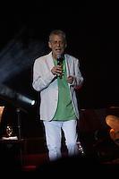 SÃO PAULO - SP. 15.02.2017 - SHOW-SP.  Chico Buarque durante Show de Verão da Mangueira, nesta quarta-feira, 15, no Tom Brasil, zona sul de São Paulo. (Foto: Ciça Neder / Brazil Photo Press)