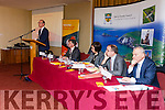 Minister for Housing, Planning, Community and Local Government Simon Coveney, speaking at the Roadshow on Housing Crisis in the Manor West Hotel, Tralee on Monday afternoon.