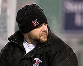 Matt Nareski - The University of New Hampshire Wildcats defeated the Northeastern University Huskies 5-3 (EN) on Friday, January 8, 2010, at Fenway Park in Boston, Massachusetts as part of the Sun Life Frozen Fenway doubleheader.