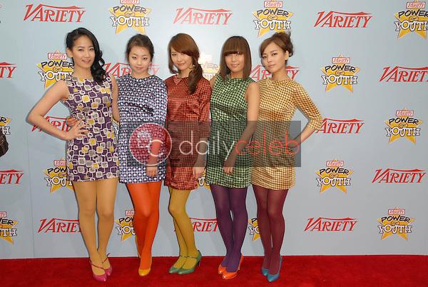 "Wonder Girls<br /> at Variety's 3rd Annual ""Power of Youth,"" Paramount Studios, Hollywood, CA. 12-05-09<br /> David Edwards/DailyCeleb.com 818-249-4998"