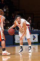 SAN ANTONIO, TX - MARCH 6, 2008: The Sam Houston State University Bearkats vs. The University of Texas at San Antonio Roadrunners Women's Basketball at the UTSA Convocation Center. (Photo by Jeff Huehn)