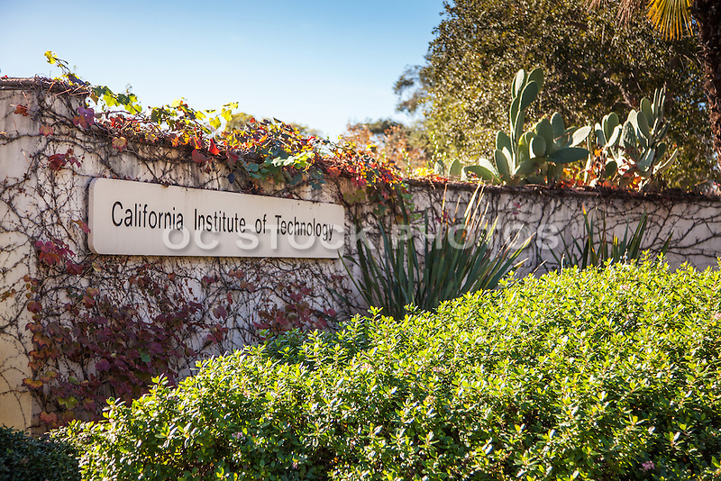 California Institute of Technology in Pasadena
