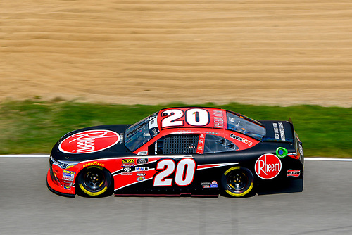 #20: Christopher Bell, Joe Gibbs Racing, Toyota Camry Rheem