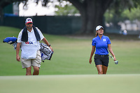 Gina Kim (a)(USA) approaches the green on 1 during round 4 of the 2019 US Women's Open, Charleston Country Club, Charleston, South Carolina,  USA. 6/2/2019.<br /> Picture: Golffile | Ken Murray<br /> <br /> All photo usage must carry mandatory copyright credit (© Golffile | Ken Murray)