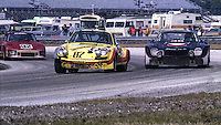 #87 Porsche 911 of  Gunter Seipolt, Gunter Hamilton, Joseph Hamilton, Ron Oyler, and Pedro Vazquez 43rd place finish, 1978 24 Hours of Daytona, Daytona International Speedway, Daytona Beach, FL, February 5, 1978.  (Photo by Brian Cleary/www.bcpix.com)