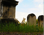 Images from cemeteries in the New Orleans area.