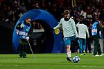 Atletico de Madrid's Antoine Griezmann during UEFA Champions League match between Atletico de Madrid and Borussia Dortmund at Wanda Metropolitano Stadium in Madrid, Spain. November 06, 2018. (ALTERPHOTOS/A. Perez Meca)