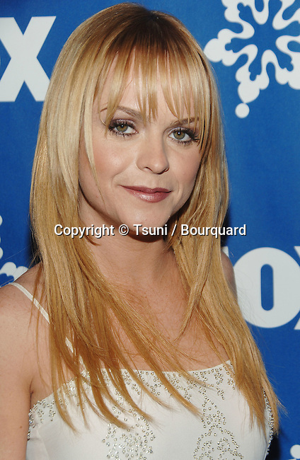 Taryn Manning ( Drive ) arriving at the FOX tca Winter Party at the Sorriso restaurant in Pasadena In Los Angeles. January 20, 2007.<br /> <br /> eye contact<br /> portrait<br /> headshot