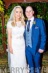 Allen/James wedding in the Ballyroe Heights Hotel on Saturday.