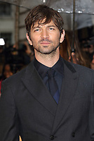 Michiel Huisman at The Guernsey Literary And Potato Peel Pie Society World Premiere at the Curzon Mayfair, London, on Monday April 9th 2018<br /> CAP/ROS<br /> &copy;ROS/Capital Pictures
