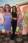 Victoria Secret Angel and Sports Illustrated Model Sara Sampaio Attends Sunglass Hut Electric Summer Campaign Kick-Off‏ Held at Industry Kitchen
