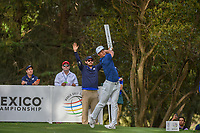 Thorbjorn Olesen (DEN) watches his tee shot on 16 during round 2 of the World Golf Championships, Mexico, Club De Golf Chapultepec, Mexico City, Mexico. 2/22/2019.<br /> Picture: Golffile | Ken Murray<br /> <br /> <br /> All photo usage must carry mandatory copyright credit (© Golffile | Ken Murray)