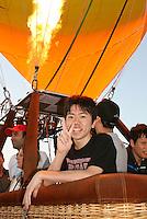 20121221 December 21 Hot Air Balloon Cairns